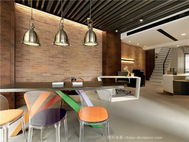承载梦想的工业叙事-林宇崴的设计师家园-办公区,会议室,办公室