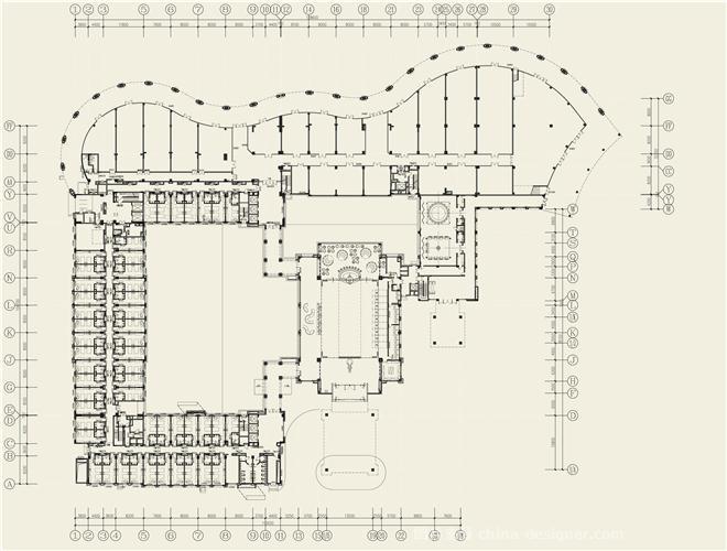 珠海长隆马戏酒店-徐婕媛的设计师家园-四星,600间以上,主题酒店